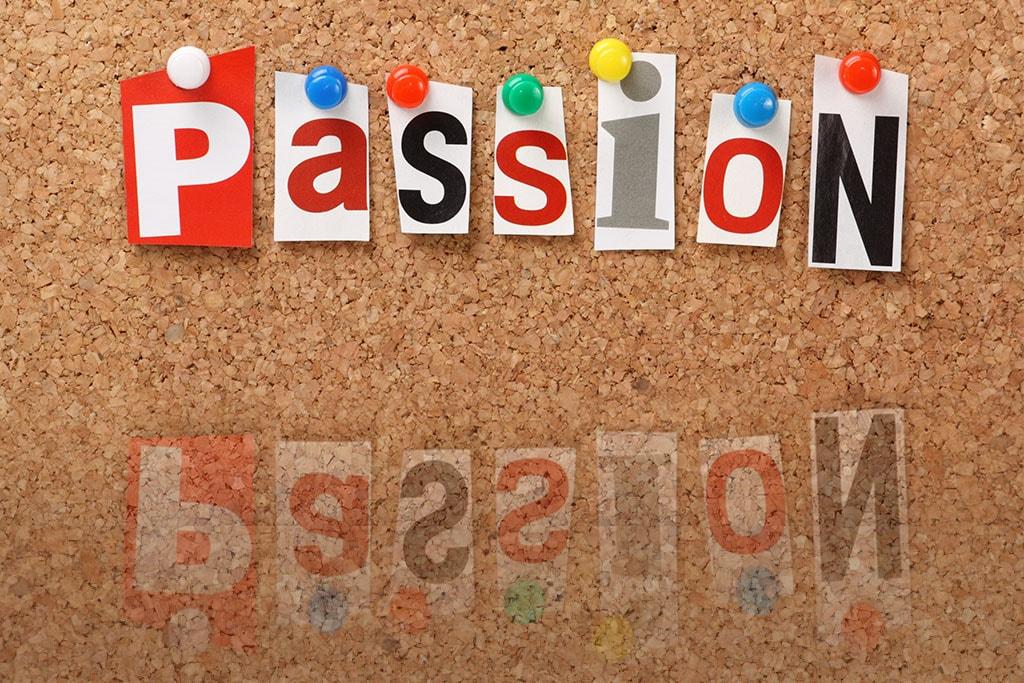 Career Vs Job: Follow Your Passion