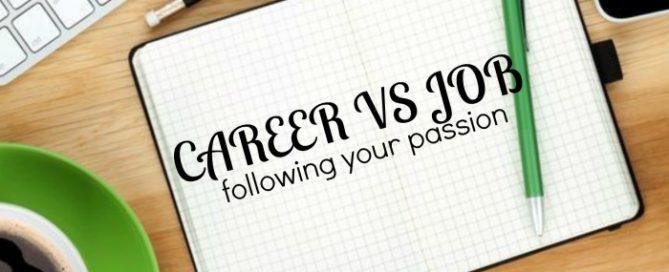 careervsjob