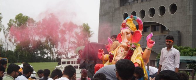 Ganesh Chaturthi Celebration - 2017