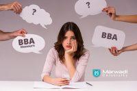BBA From Marwadi University