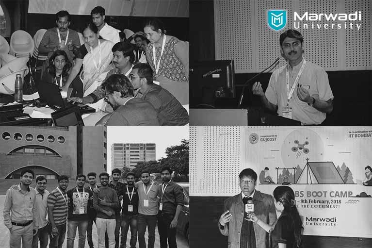 Boot Camp at Marwadi University: Developing the next-generation VLabs