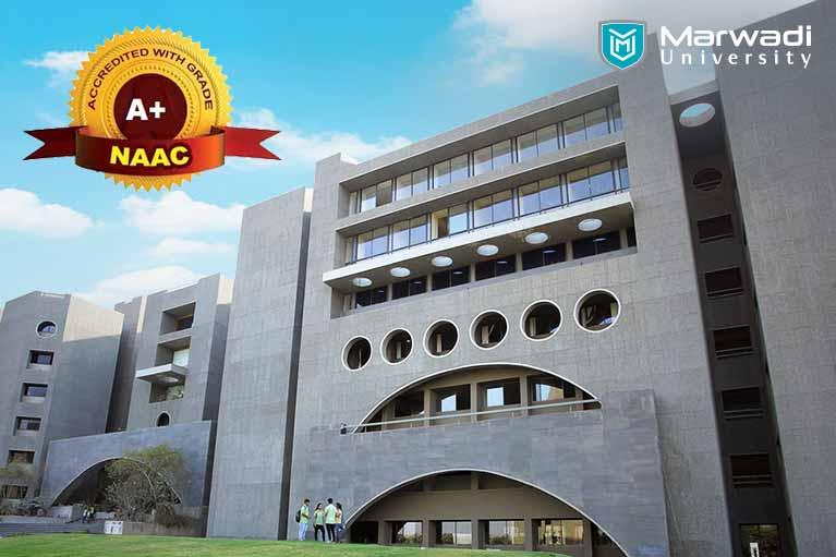 Marwadi University- An NAAC A+ accredited university