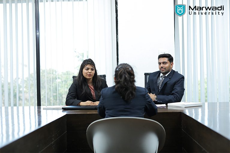 placement opportunities - Maarwadi Uni