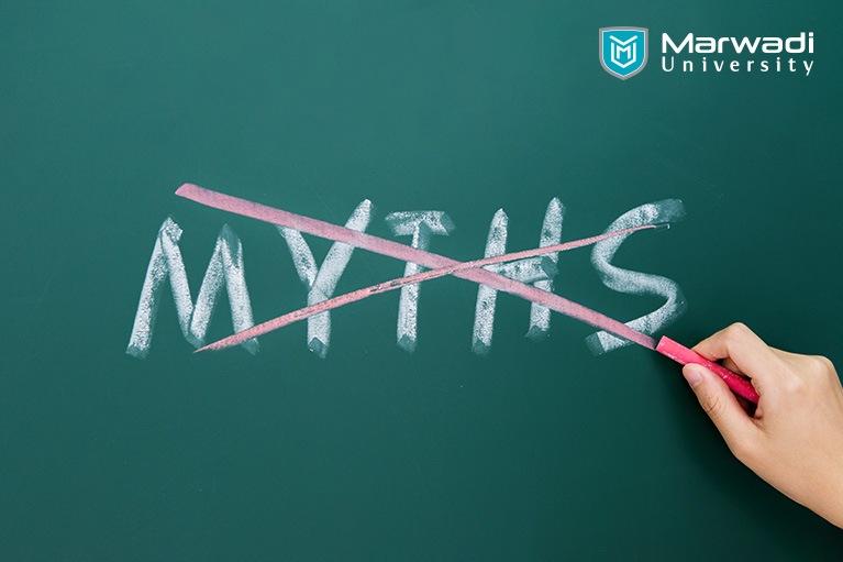 Marwadi University unveils myths surrounding engineering