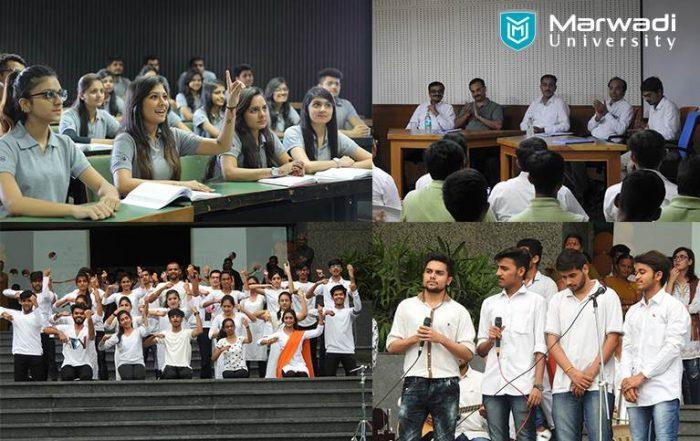 Events at Marwadi University
