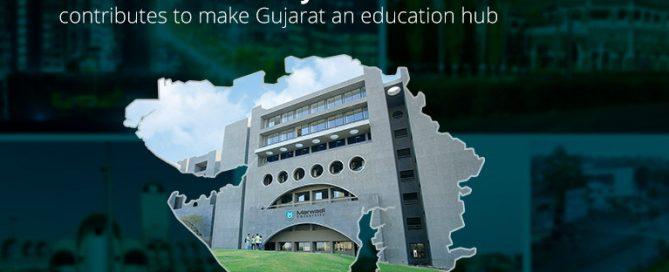 best university for engineering in gujarat