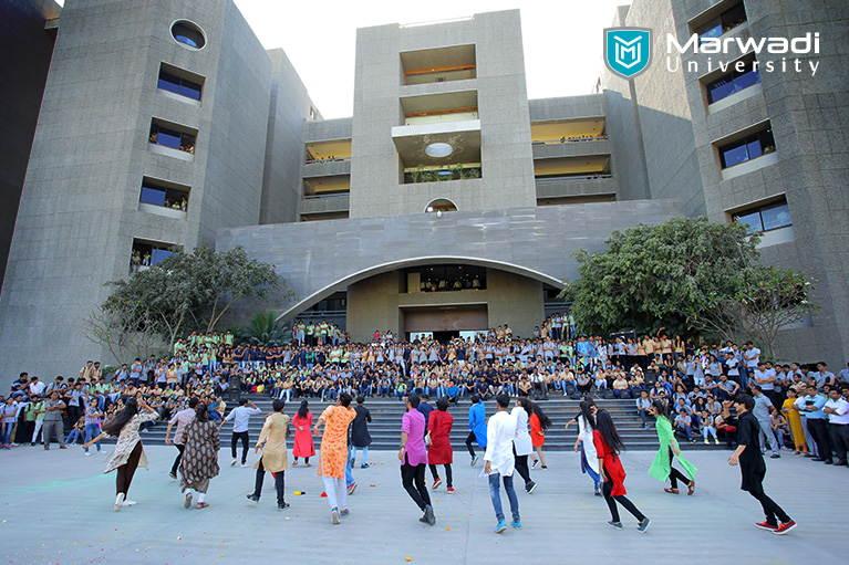 All round personality development college