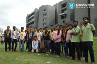 Marwadi Life changing university