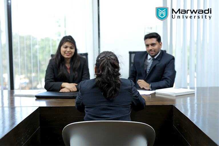 5 Hacks to crack your placements from Marwadi University