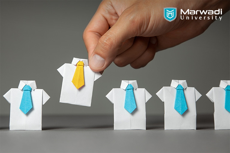 Selection Criteria of Bachelor of Engineering at Marwadi University