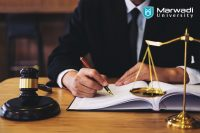law admission in marwadi university