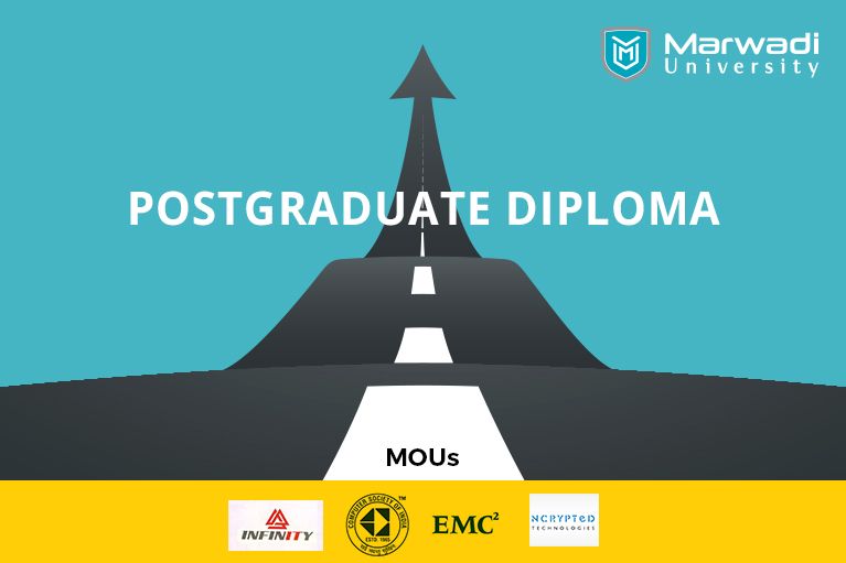 Best postgraduate diplomas | Courses | Marwadi University