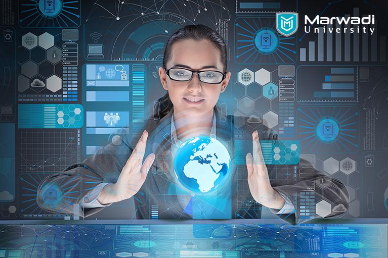Postgraduate course in Big Data analytic by Marwadi University