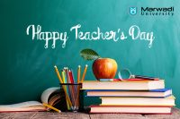Importance of Teacher's - Marwadi University