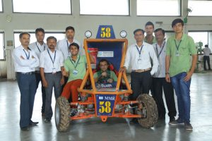 MU Robotics class