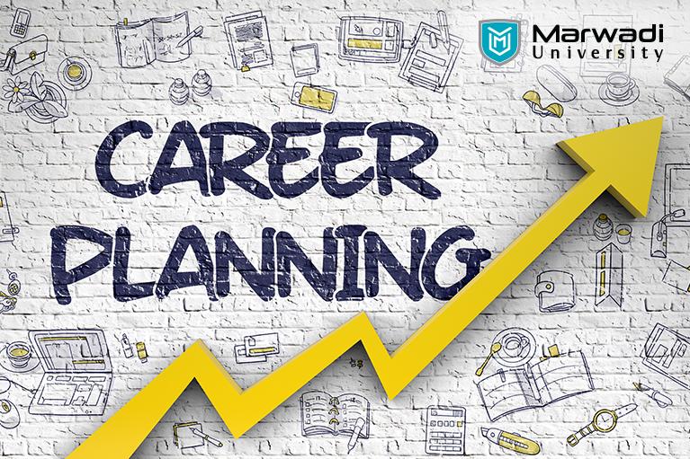 Should i take a career drop? - marwadi university
