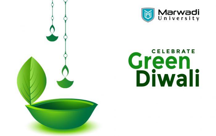 creative Eco Friendly ways with marwadi university