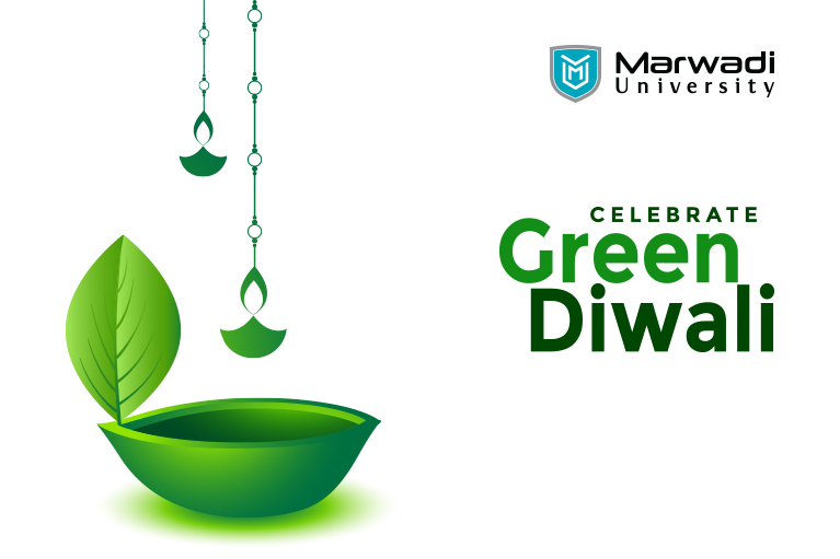 creative Eco Friendly ways with marwadi university