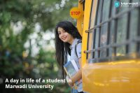 Life and Study at Marwadi University
