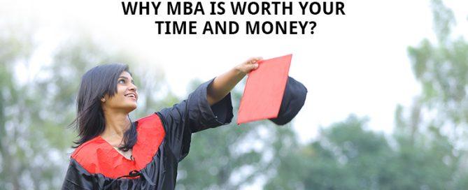 MBA Course in Marwadi University