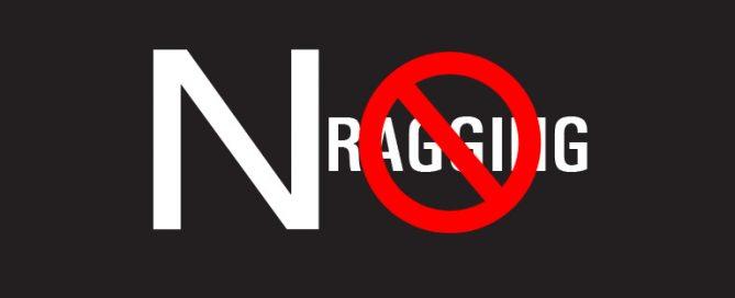 helpline no for Stop ragging in marwadi university