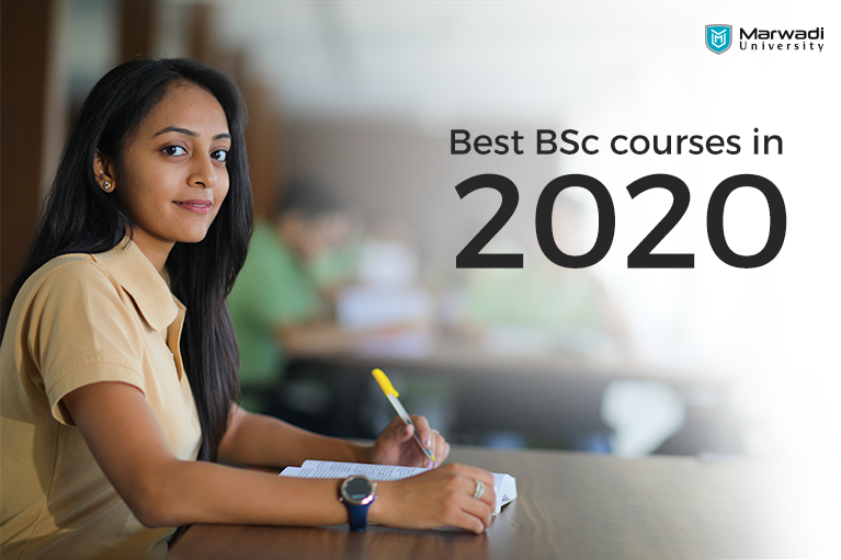 Best B.Sc courses to choose in 2020