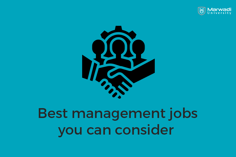 Best Management Jobs to Look Forward to After MBA