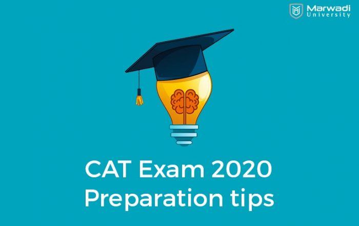 CAT Exam 2020 preparation tips