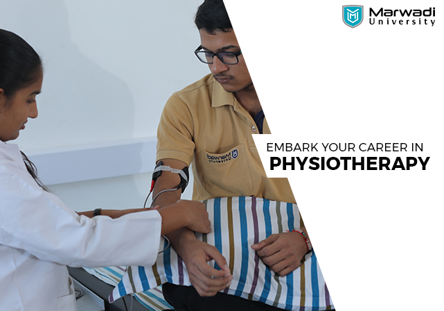Career in physiotherapy - Marwadi University