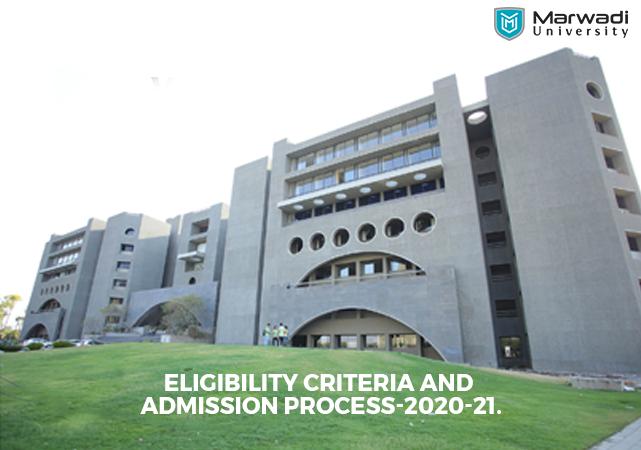 Marwadi University- Eligibility Criteria and Admission Process.