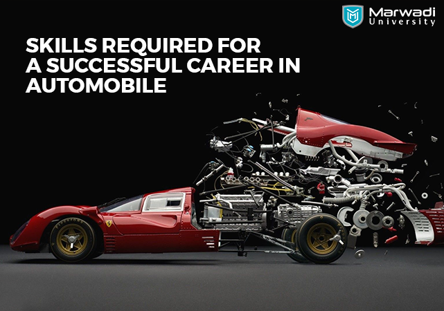Competencies & Skills required to have a successful career in Automobile Engineering