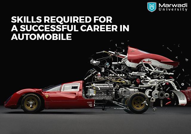 Automobile engineering admission