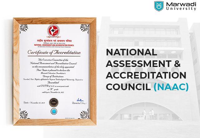 Marwadi University - NAAC A+