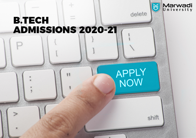 Btech admission open 2020