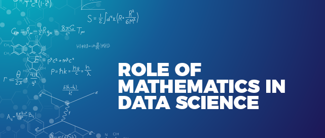 role of mathematics in data science