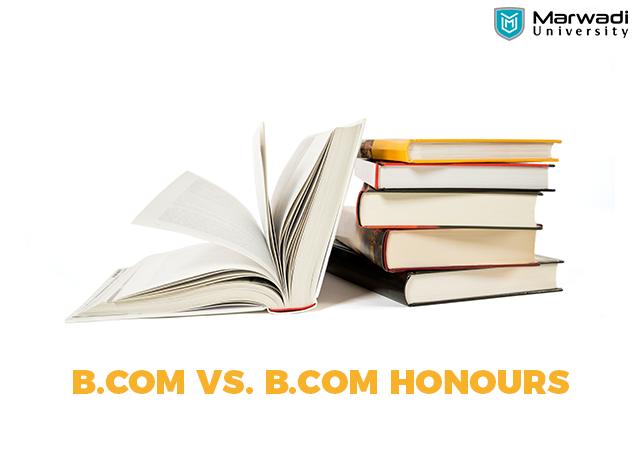 Here's how B.Com (Honours) differs from B.Com.
