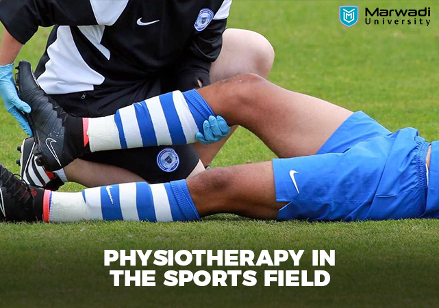 Role of Physiotherapy in the field of sports